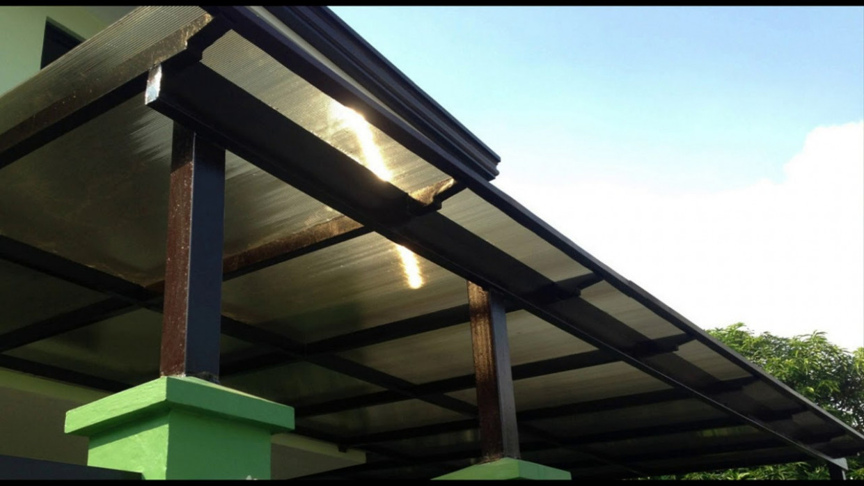 Polycarbonate Garage Roof Design Garage Ideas Design Carport Garage