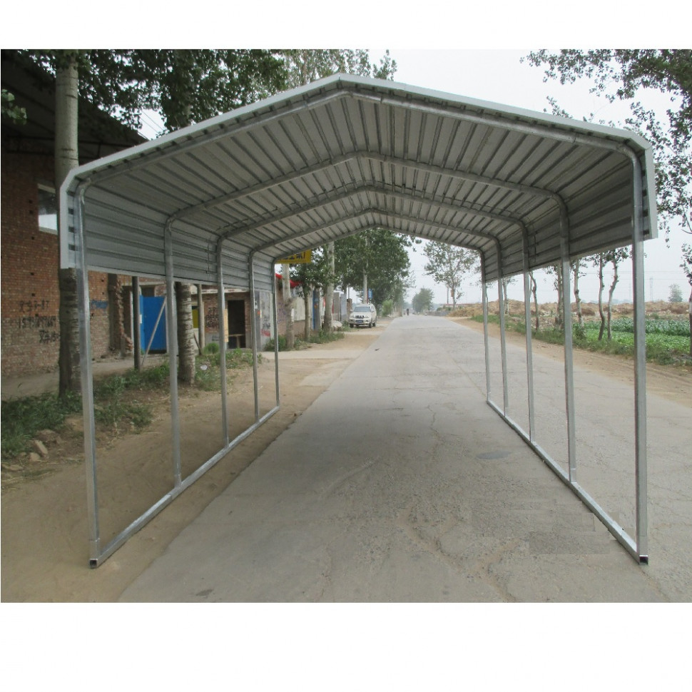 Carport Roof Structure