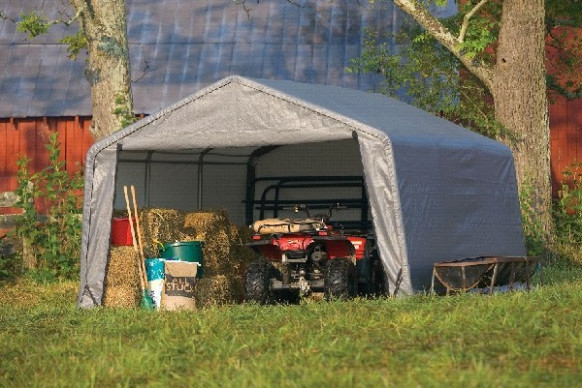 Portable Garage Shelter: Storage Buildings, Canopies ..