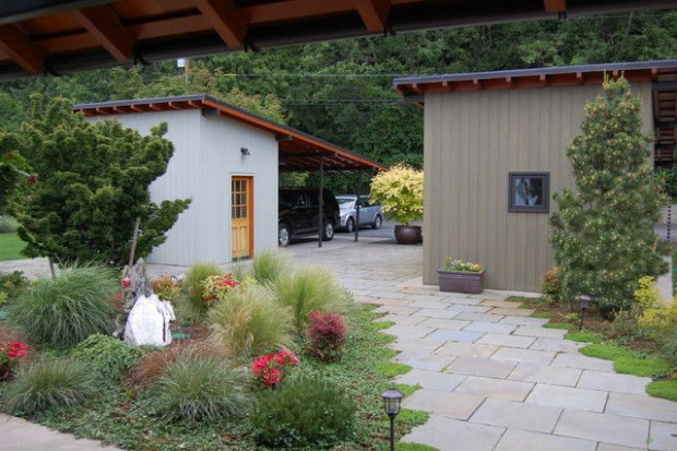 Posted For The Pavers   Carport Ideas   Carport Garage ..