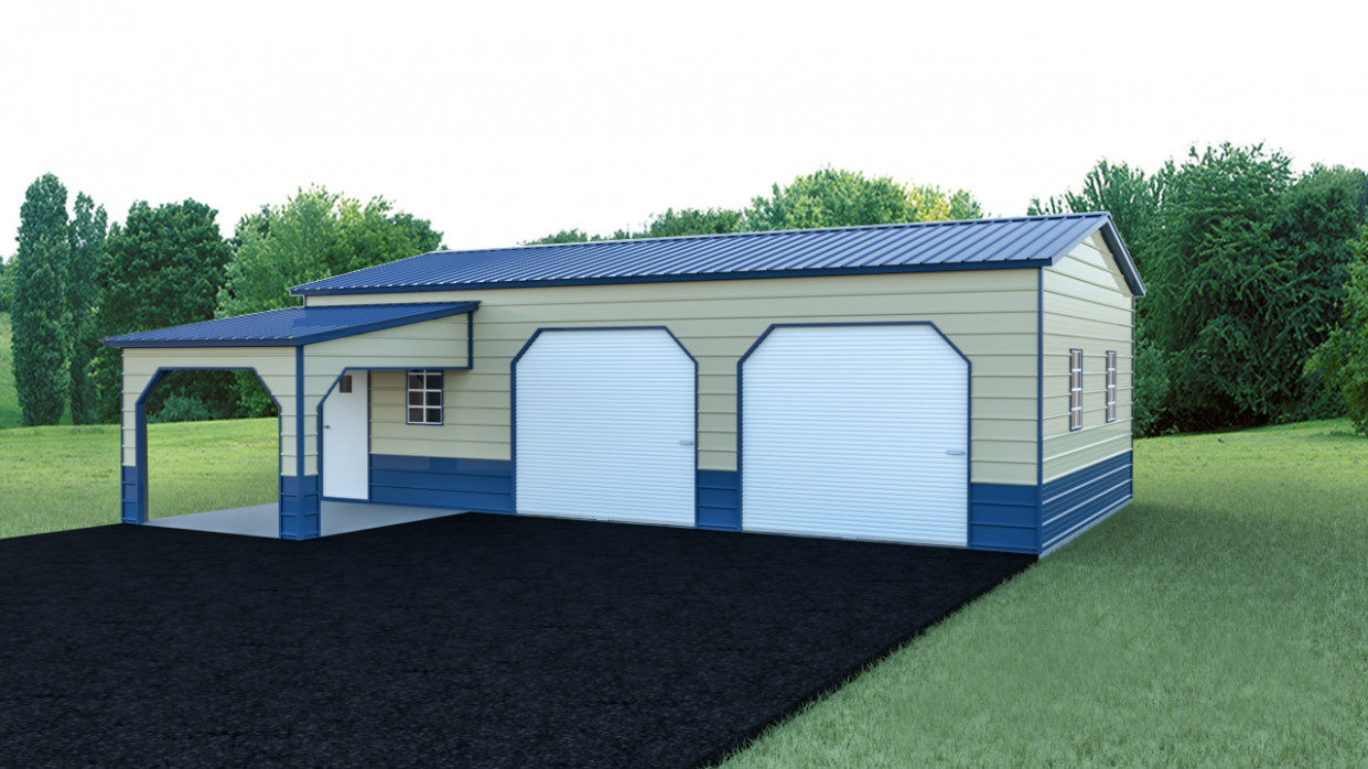 Pre Engineered And Custom Metal Carports Eagle Carports Carport Garage Metal