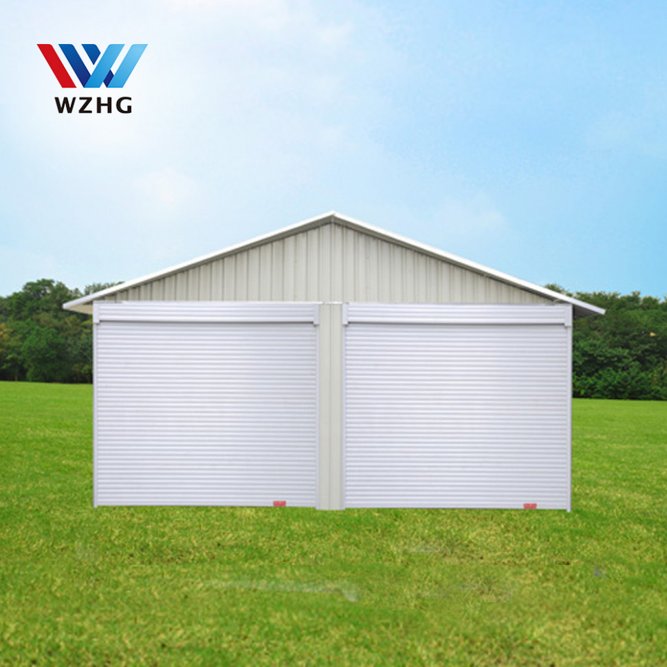 Prefab Garage Steel And Steel Garden Shed For Car Parking,Portable Garage Carports Buy Garage Shed,Buy Prefab House Garage South Africa,Metal Garage ..