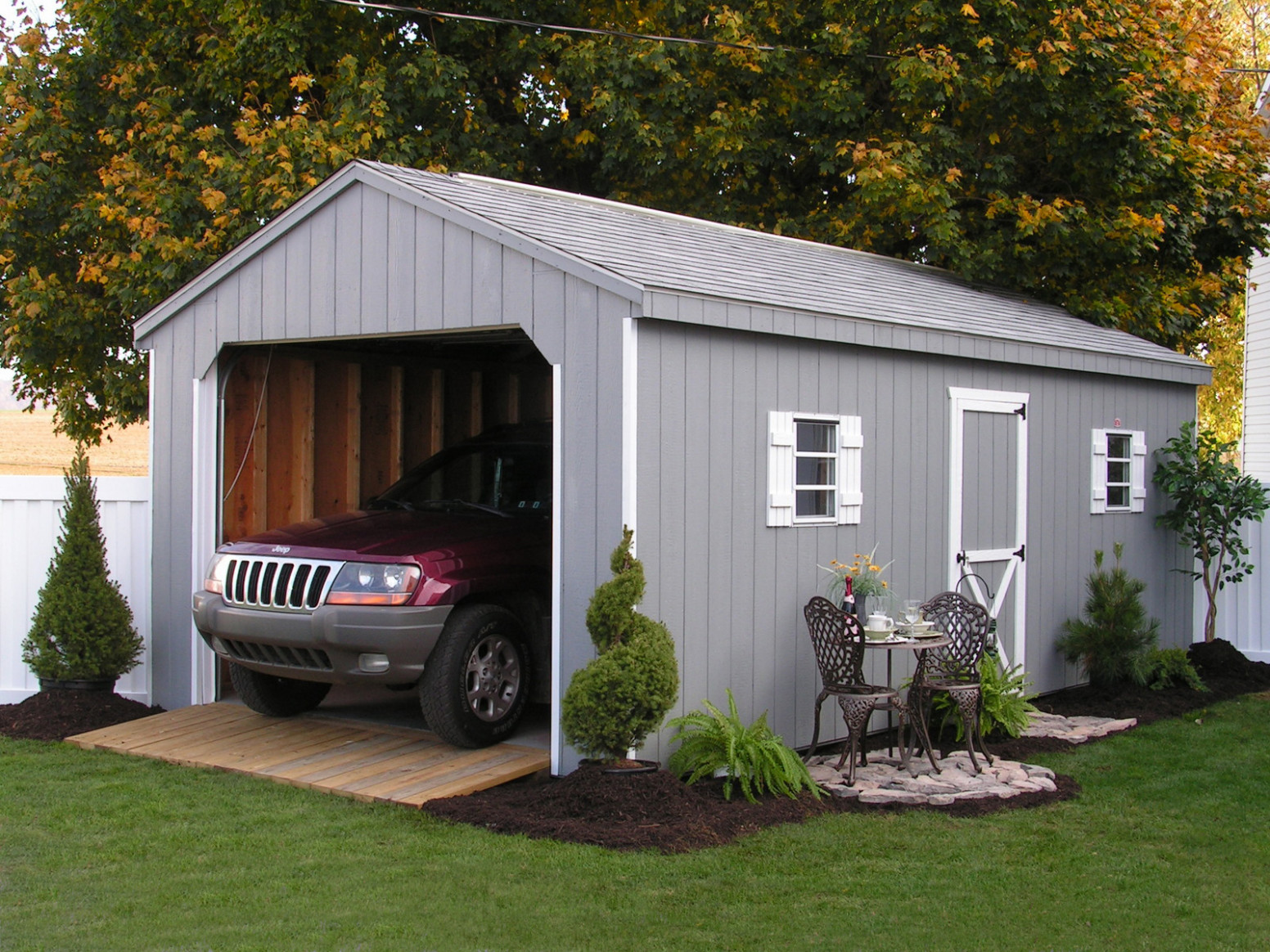 Prefabricated Garages In PA   One Car Garages NJ, NY, CT ..