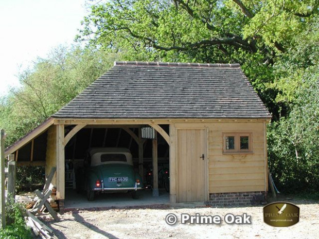 Prime Oak Buildings Ltd, Quality Oak Framed Orangeries ..