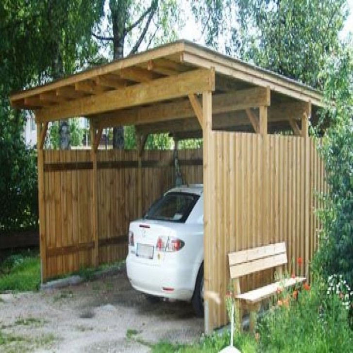 Probably Outrageous Free Build Your Own Carport Idea ..