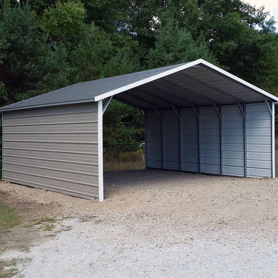 Carport Workshop Ideas