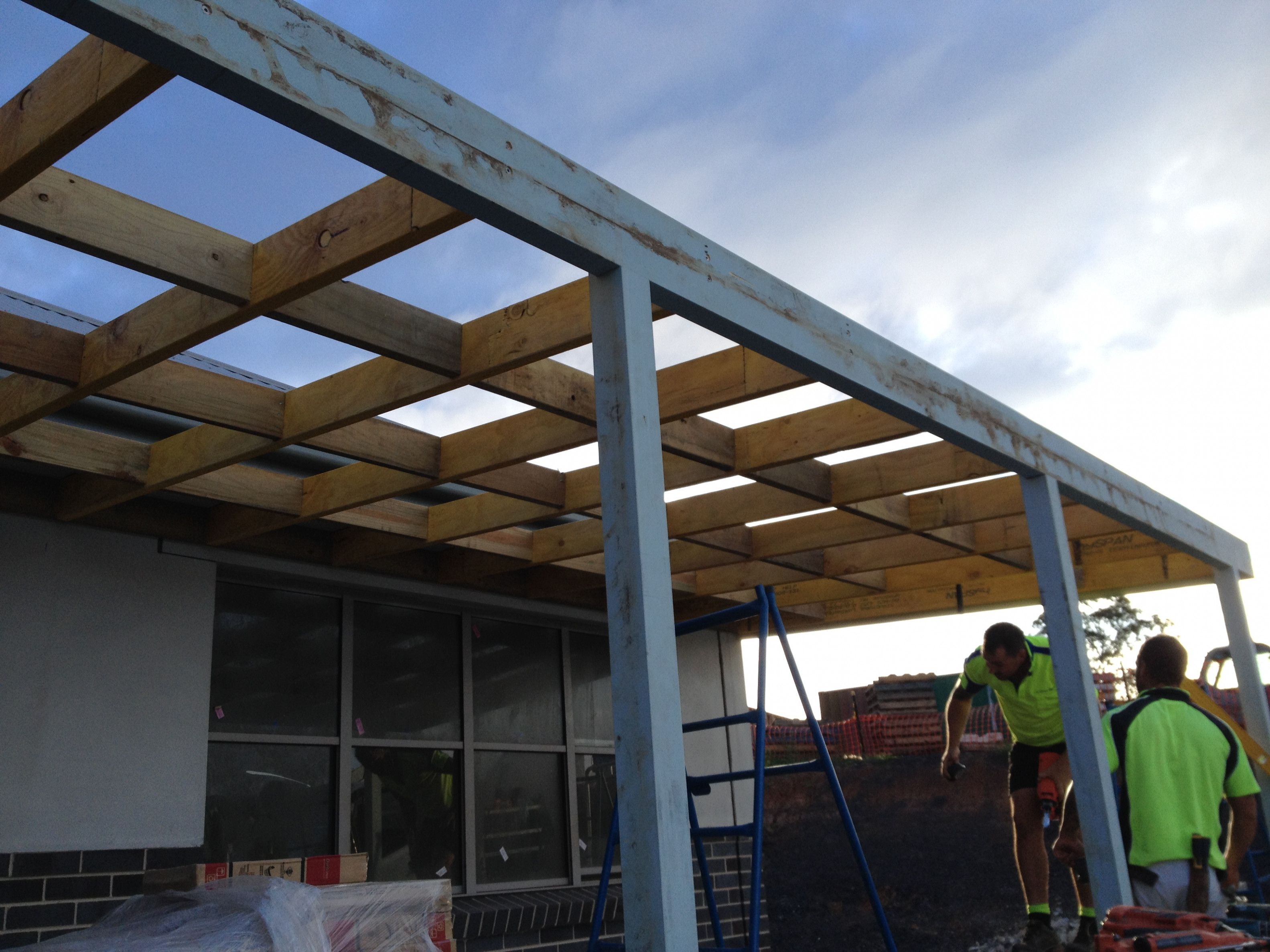 Queensland | Timber Pergolas, carports and verandas