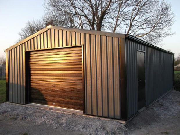 Quick Guide Steel Buildings, Sheds And Garages ..