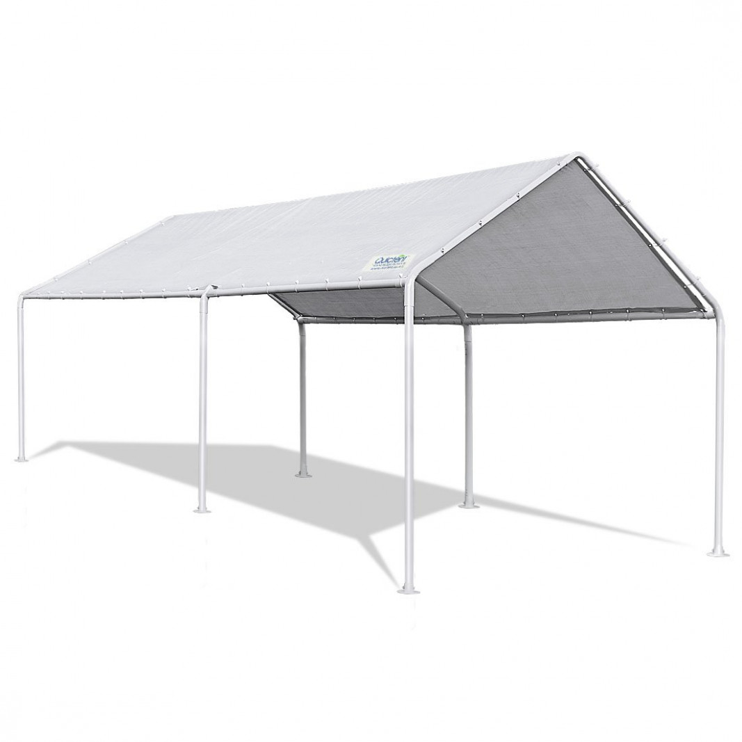Quictent 11'X11′ Heavy Duty Carport Car Canopy Party Tent Boat Shelter Carport Canopy Cost