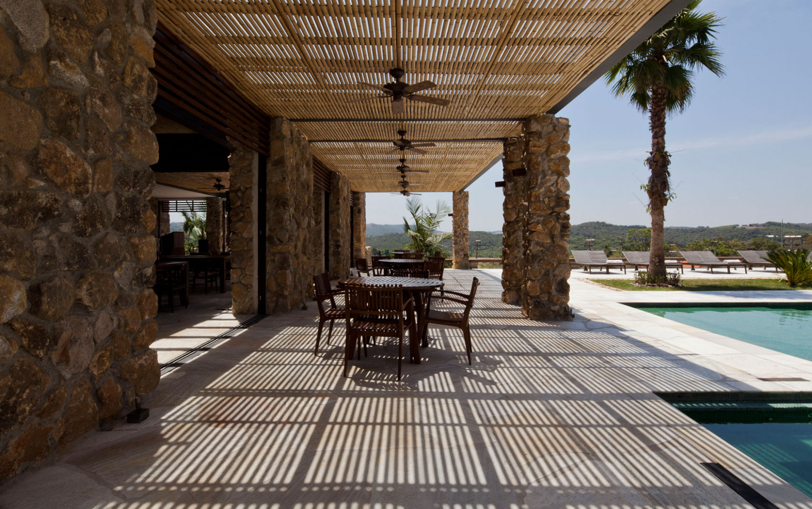 Ranch House By Galeazzo Design In Brazil | KeriBrownHomes Modern Home Patio & Carport Company