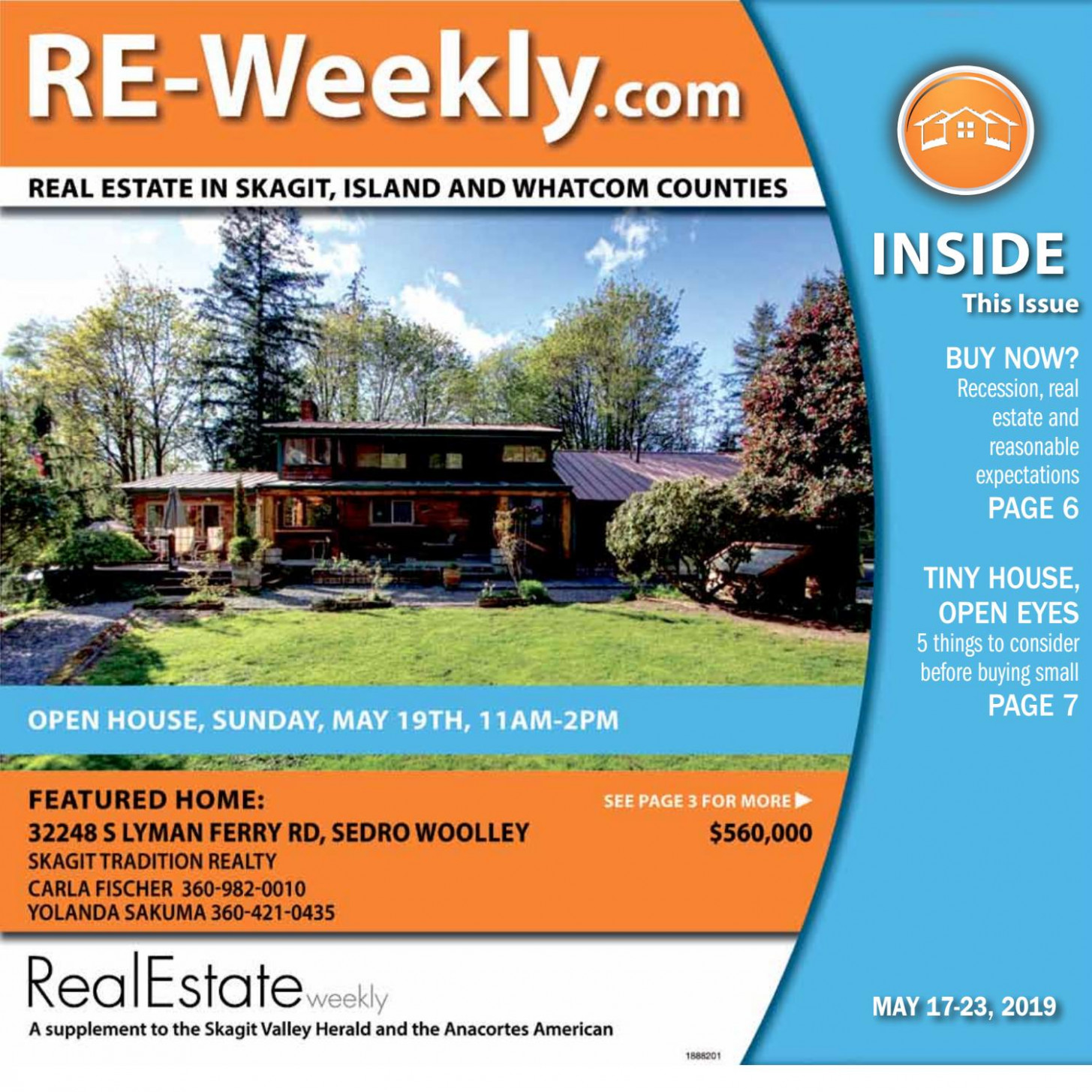 Real Estate Weekly May 10 10 By Skagit Publishing Issuu Carports Ideas Zillow