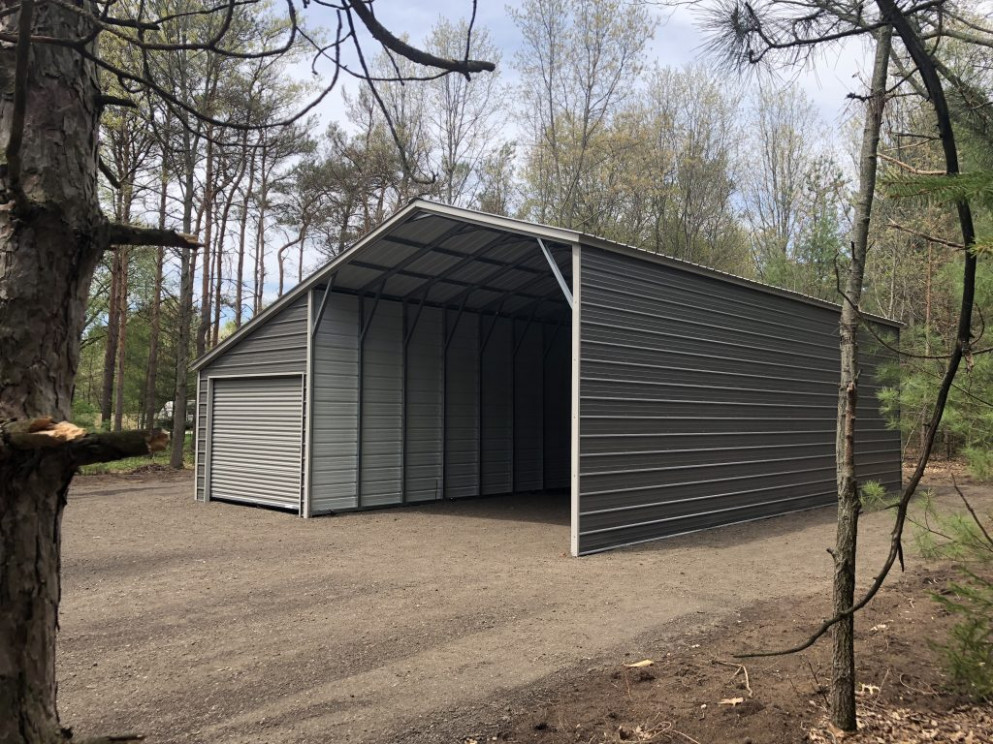 Recent Metal Carports, Garages, Barns, And More In Michigan ..