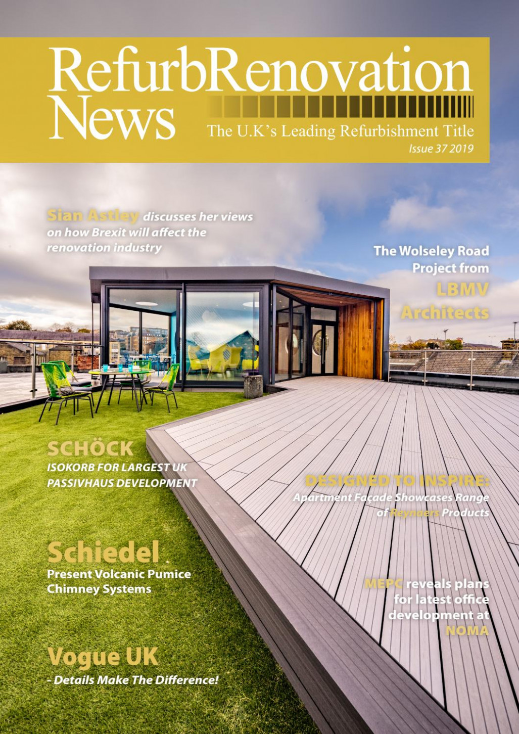 Refurb Renovation News Issue 11 by Lapthorn Media - issuu