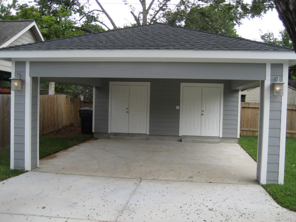 Remodel Houston Garage Carport Addition ReCraft Homes ..