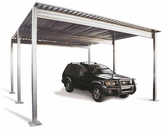 Replacing Old Or Damaged Metal Carport Parts | How To ..