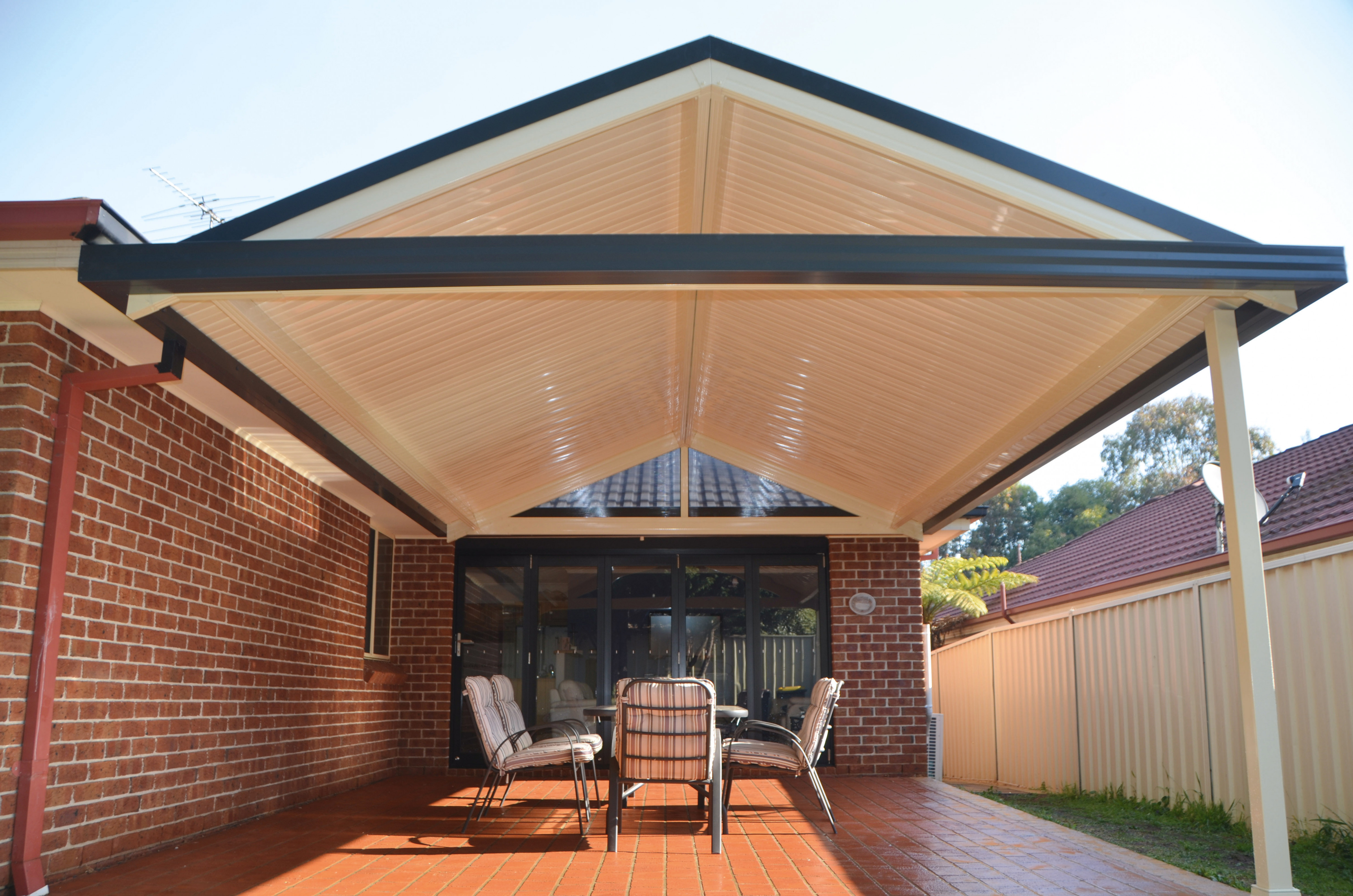 Request A Quote From SOL Fb SOL Home Improvements Pitched Roof Carports