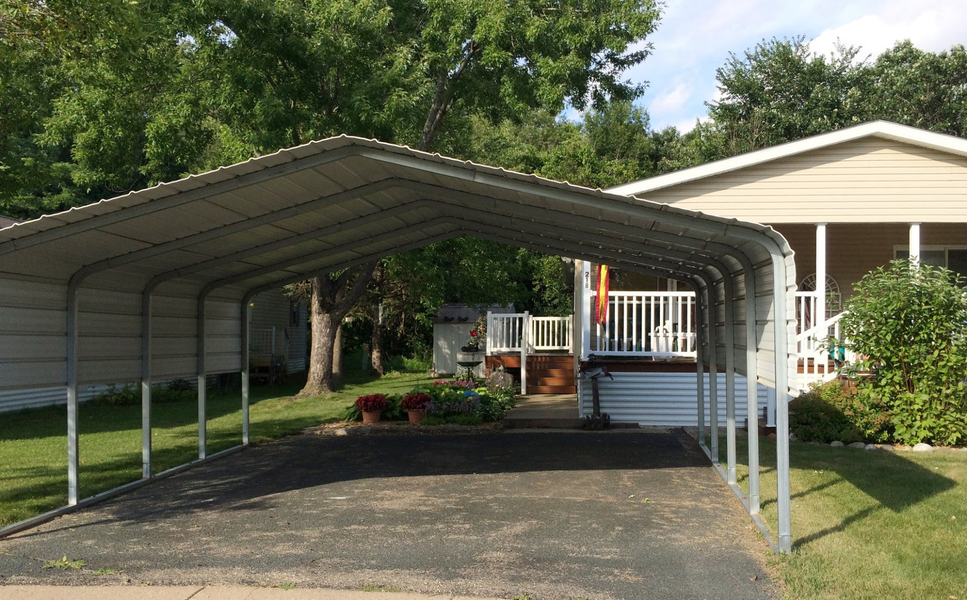 Residents Fight Back After Burnsville Says Their Carports ..