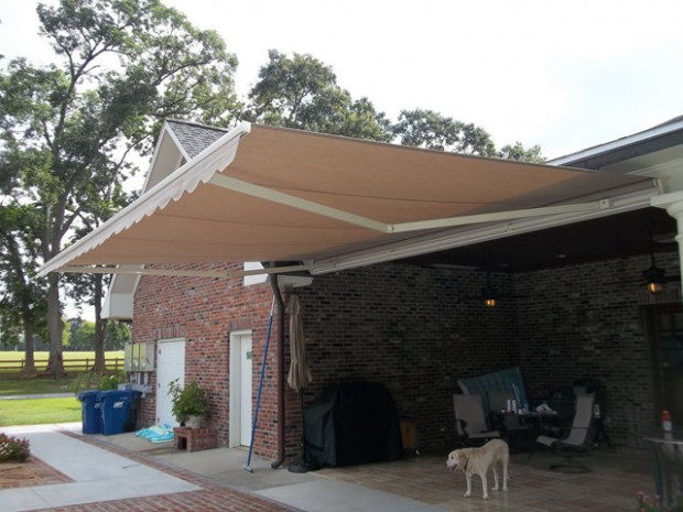 Retractable Awnings Carport Retractable Roof