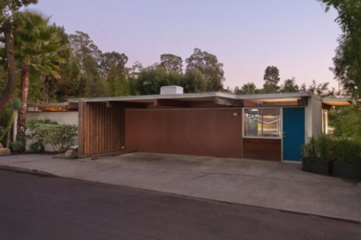 Richard Neutra's Hailey Residence Was An Exercise In ..
