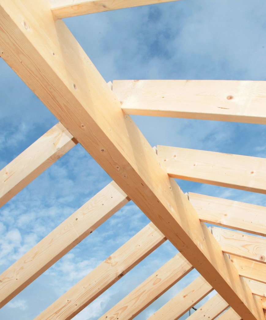 Roof Trusses | SPAX International Carport Roof Rafters