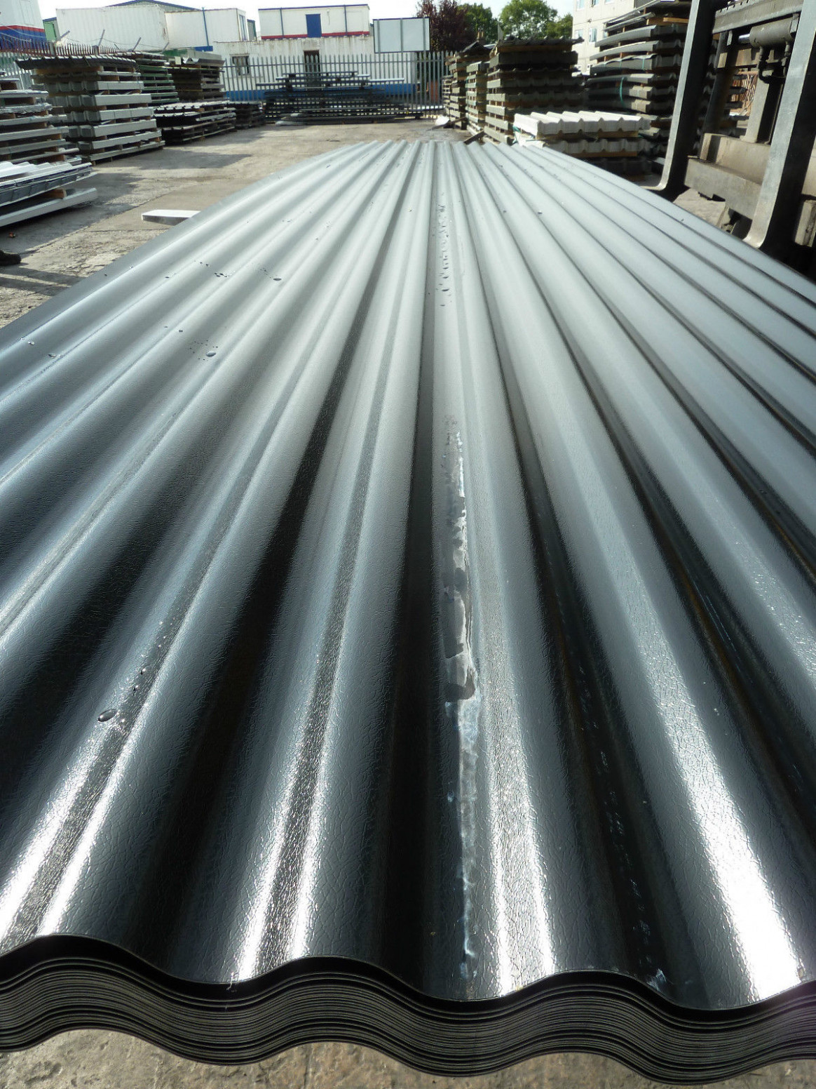 Roofing Sheets For Sheds, Garages & Workshops Steel/Metal ..