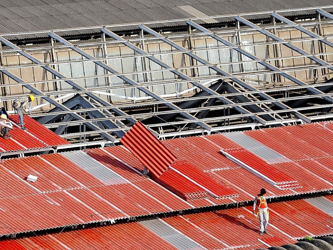 Roofing Sheets: Their types, applications and costs in India ...