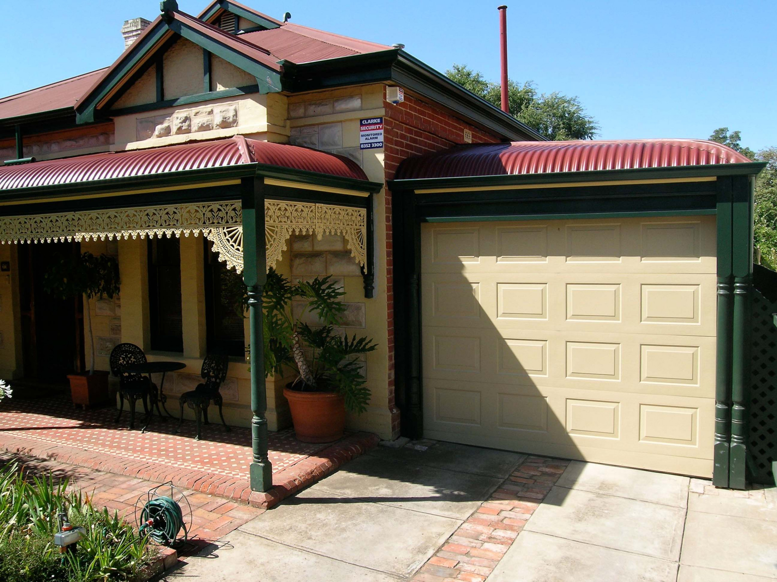 ROOFSCAPES Carports With Tiled Roof