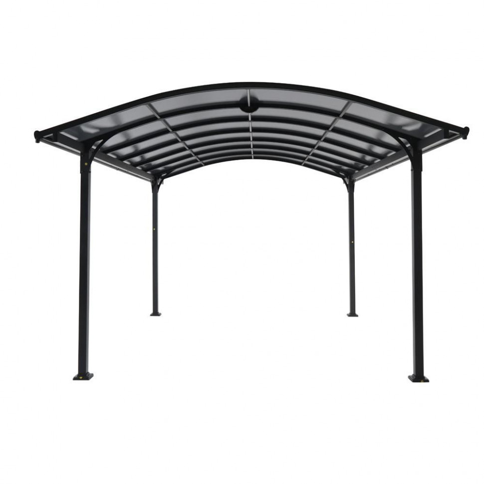 Royal Garden Corporation 11 Ft. W X 11 Ft. D X 11 Ft. H Steel ..