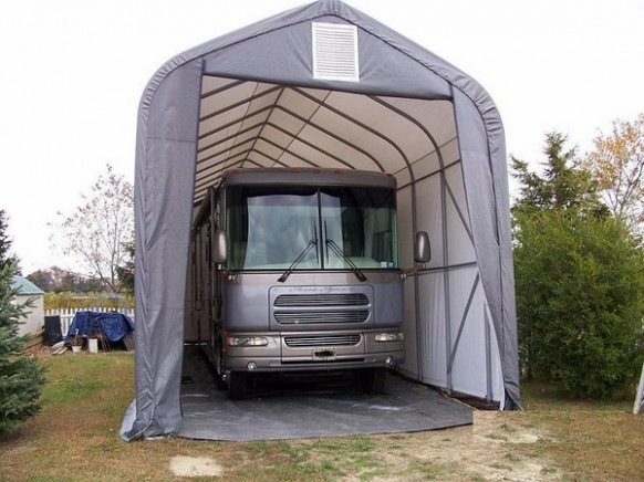 RV Carports And Shelters – What To Consider When Choosing One? Portable Carport Ideas