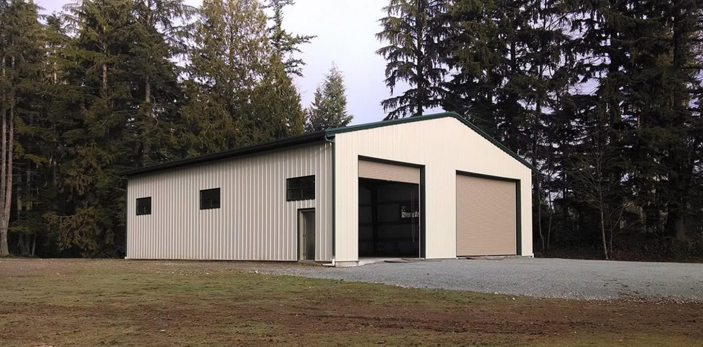 RV Garages Top 7 Metal RV Garage Plans | General Steel How To Build A Wooden Rv Carport