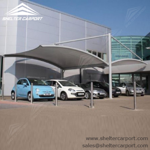 SCA01 Car Parking Shade Outdoor Shed Structures ..