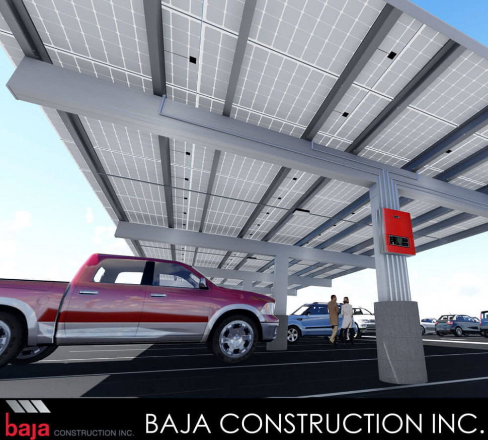 Services Baja Carports | Solar Support Systems & Shade ..