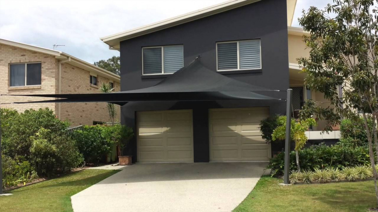 Shade Sails For Carport Covers (EVERYTHING YOU NEED TO KNOW) Carport Shade Canopy