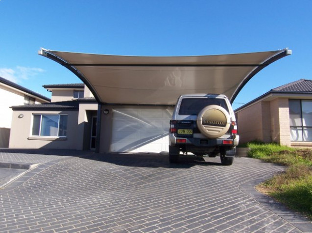 Shade Sails, Shade Structures, Tension Structures ..