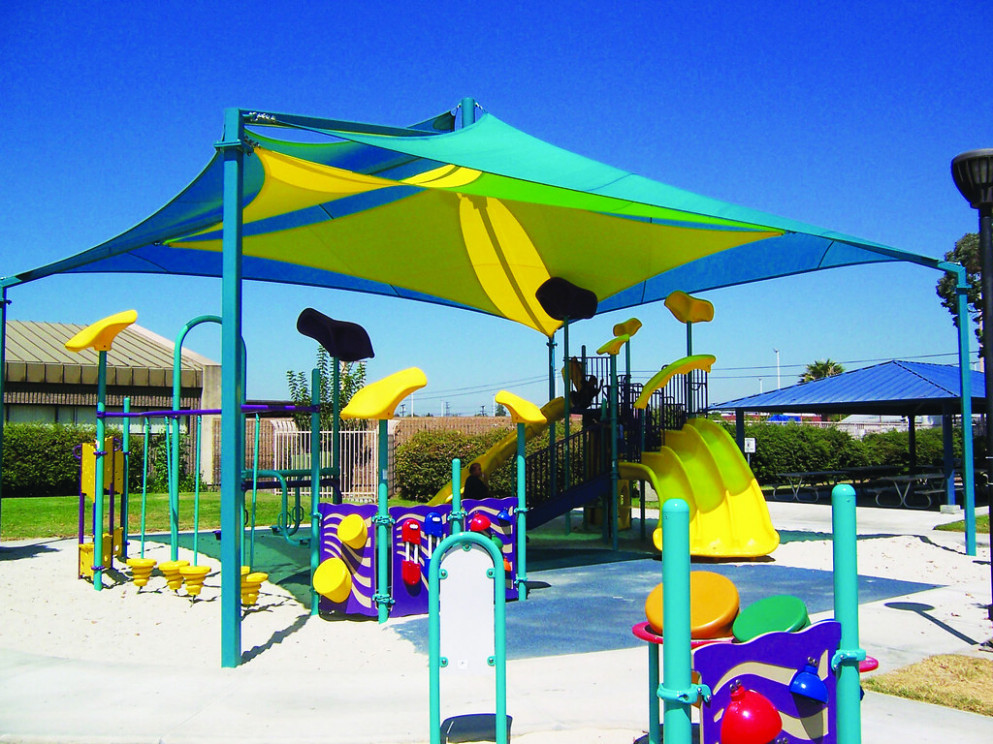 Shade Structures: Burbank Carport Canopy Cover