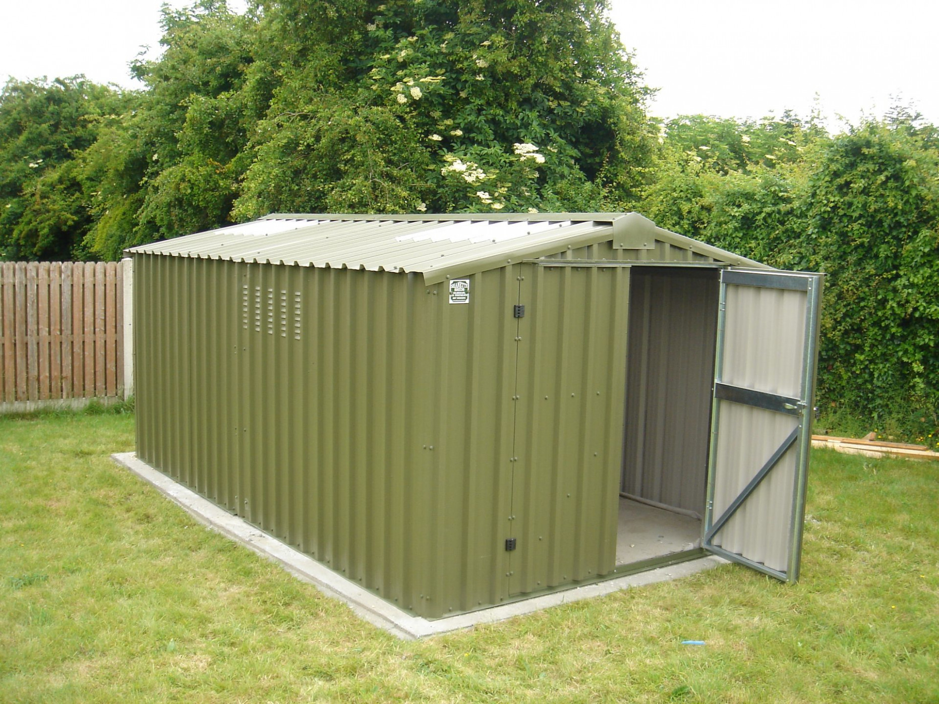 Shanette Sheds, Garages, Commercial & Industrial Storage Wooden Carports Northern Ireland