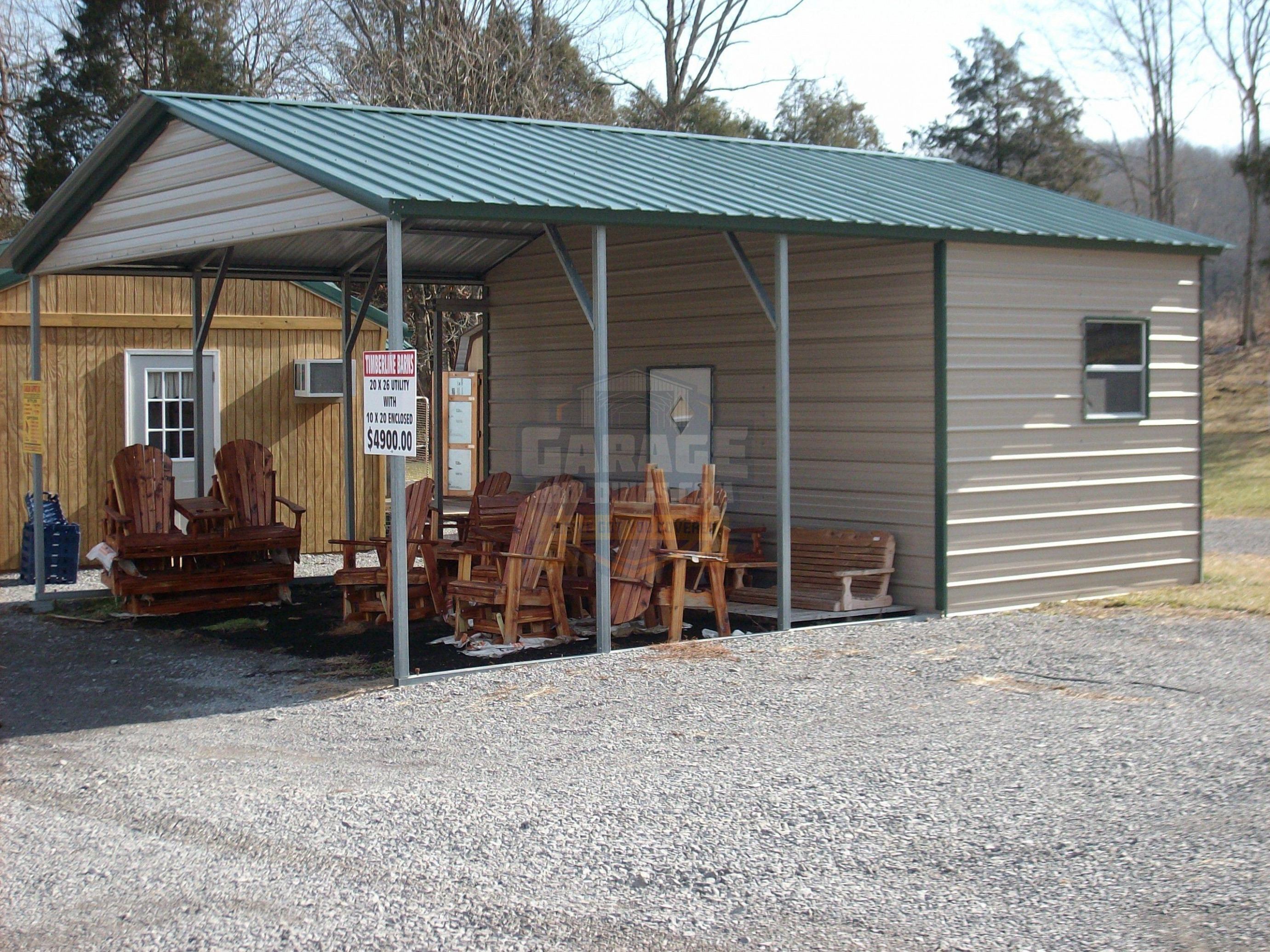 Shed Pictures | Storage Shed Images | Shed Photo Gallery Carolina Carport Garage Prices