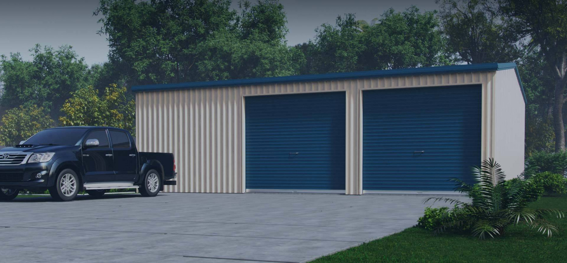 Sheds And Garages Guaranteed By Titan Garages & Sheds Carports Garages Perth