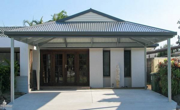 Sheds Gold Coast | Carports & Patios | Excalibur Steel