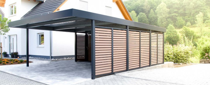Sheltered Space And Carports For Sale   Junk Mail Blog Carports Contemporary Near Me