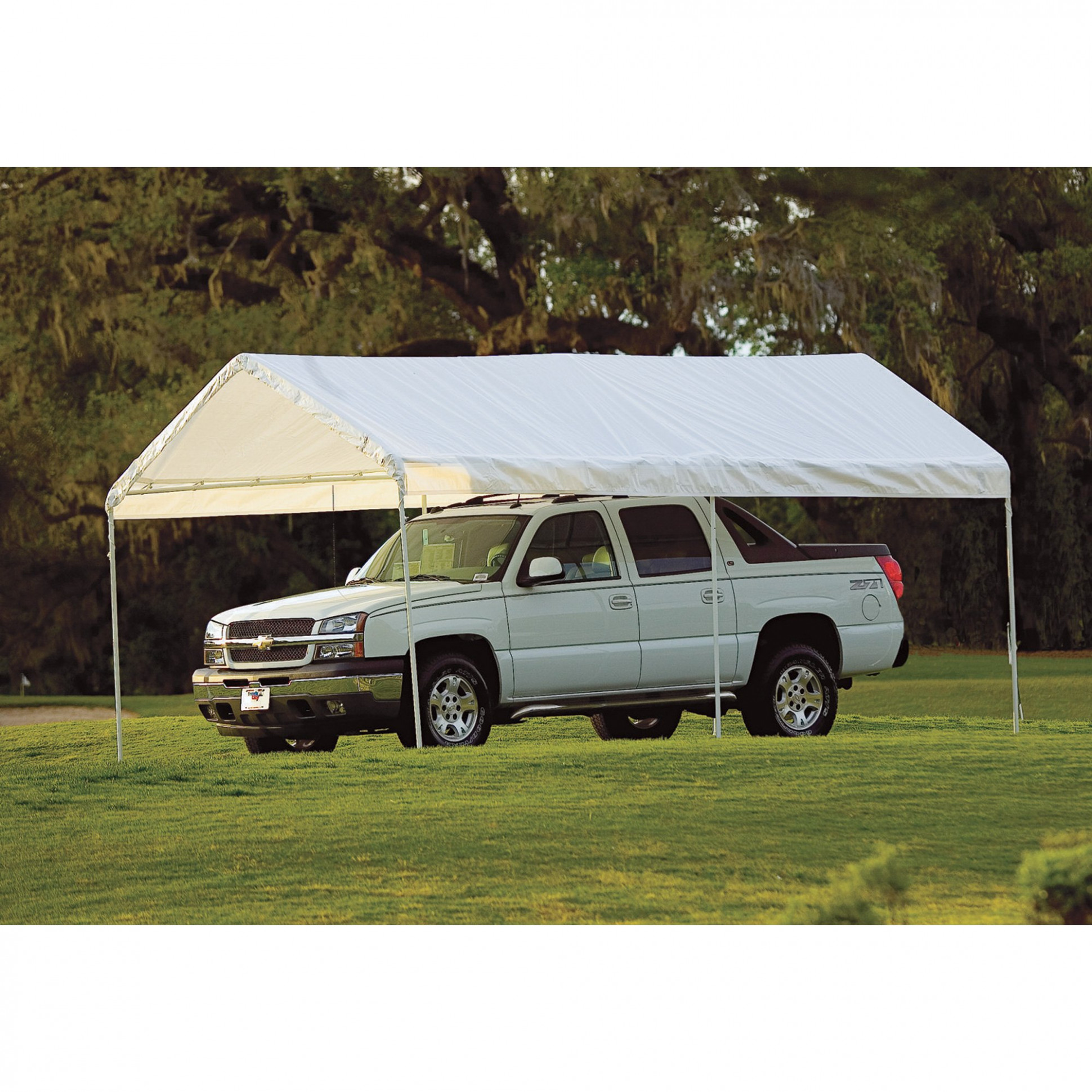 ShelterLogic MaxAP Outdoor Canopy Tent — 11ft. X 11ft