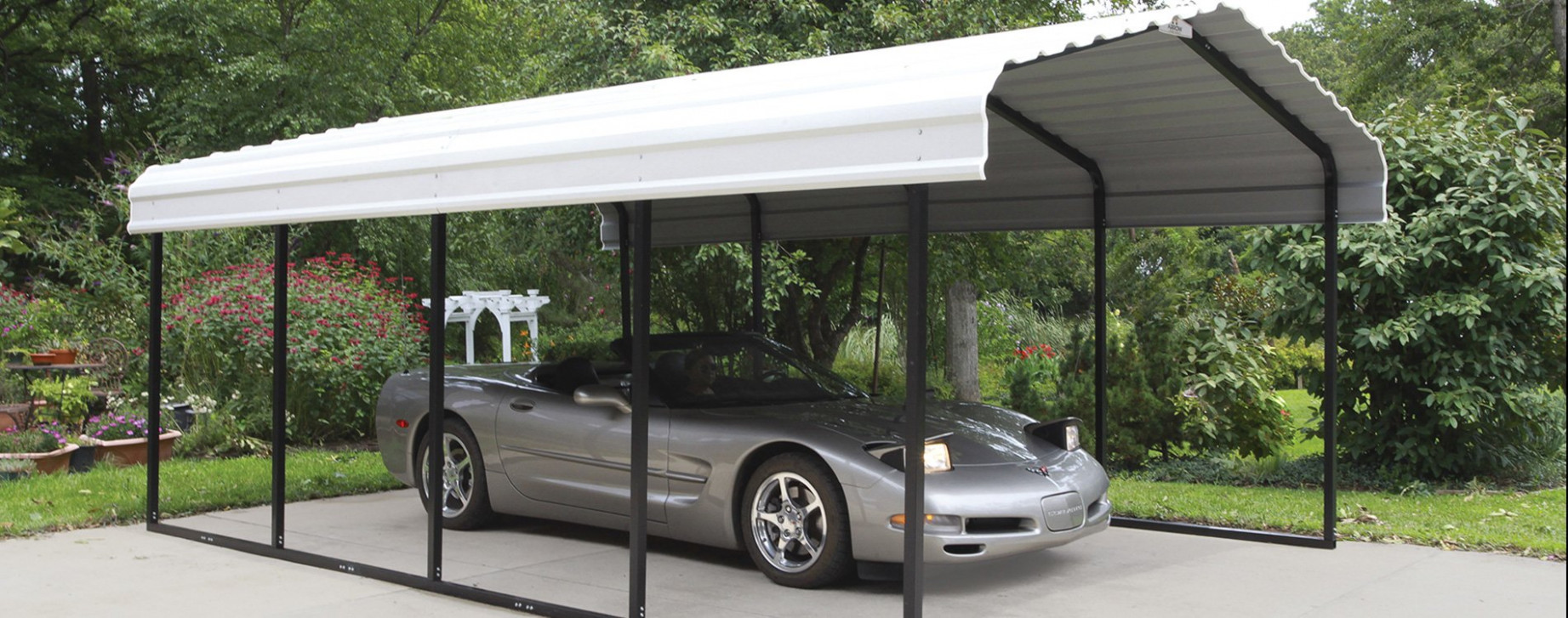 Shelters Of New England Portable Garages Carports And ..