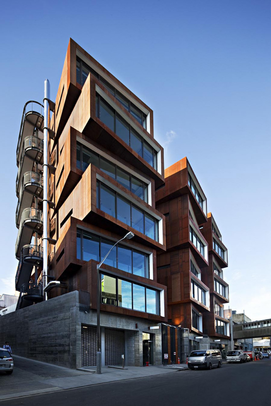 Shifted Buildings | Someone Has Built It Before Carports Contemporary Buildings