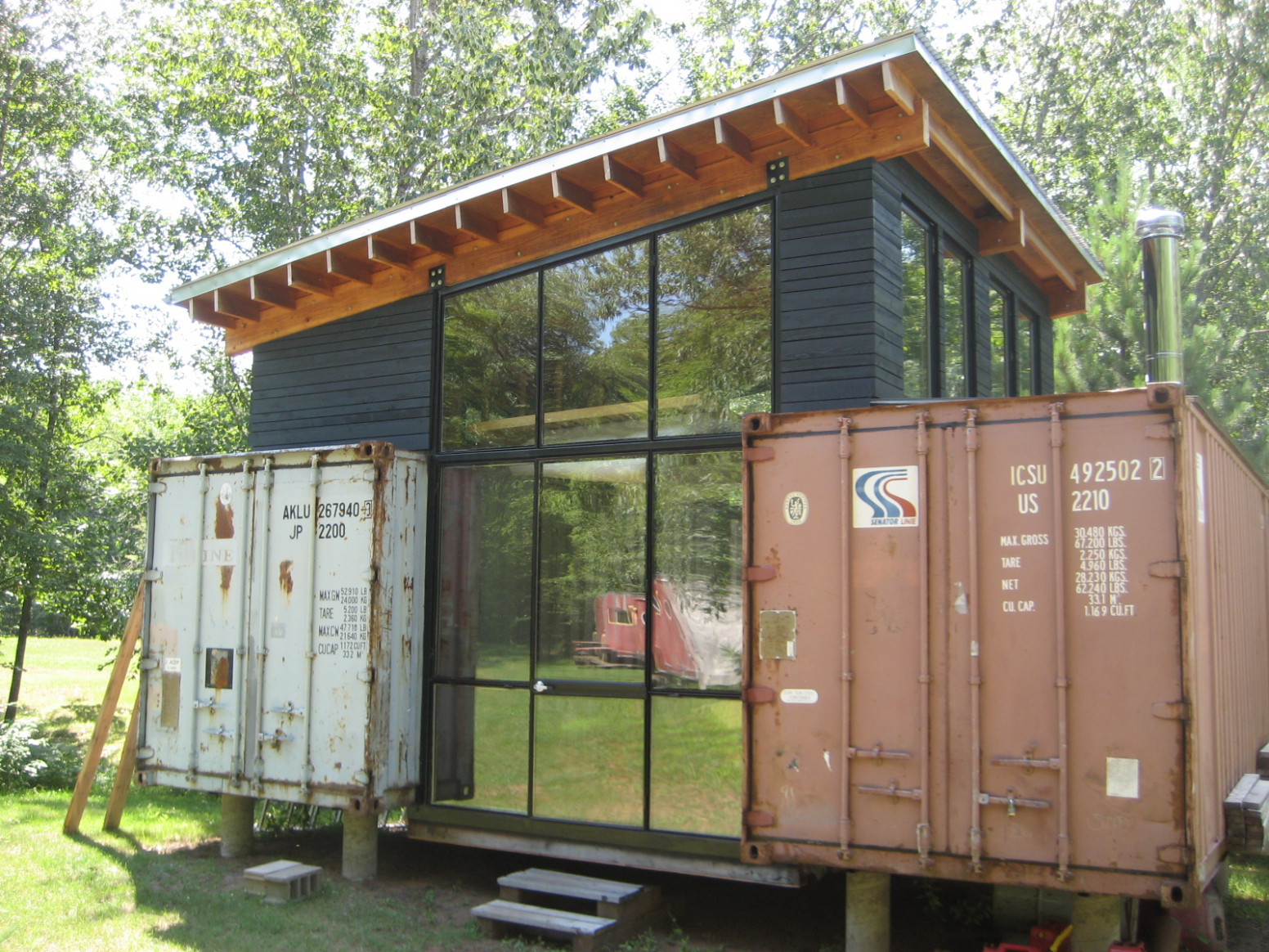 Shipping Container Home Home Design Inside Shipping Container Carport Ideas