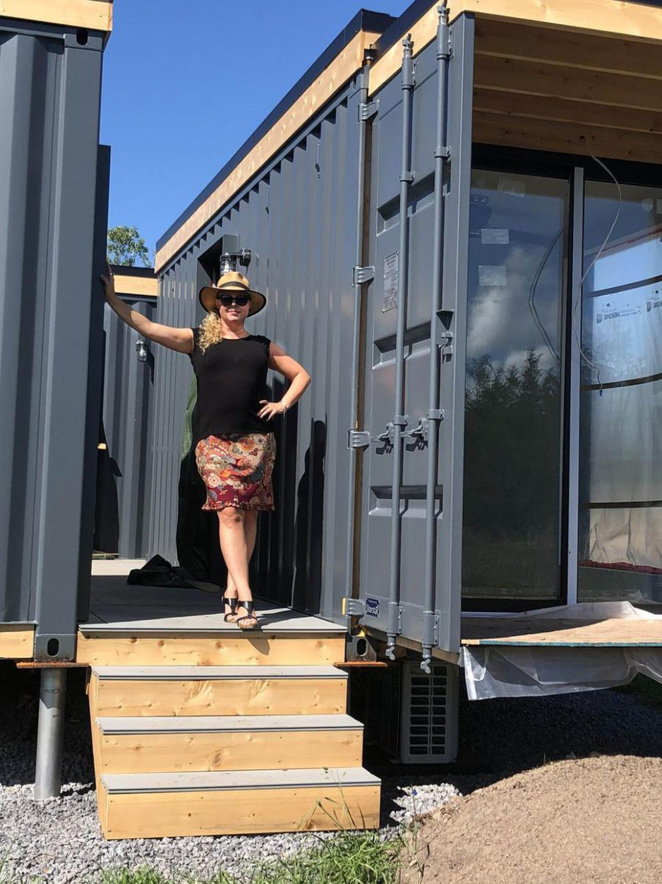Shipping Container Re Designs For Home Show Style And B&B ..