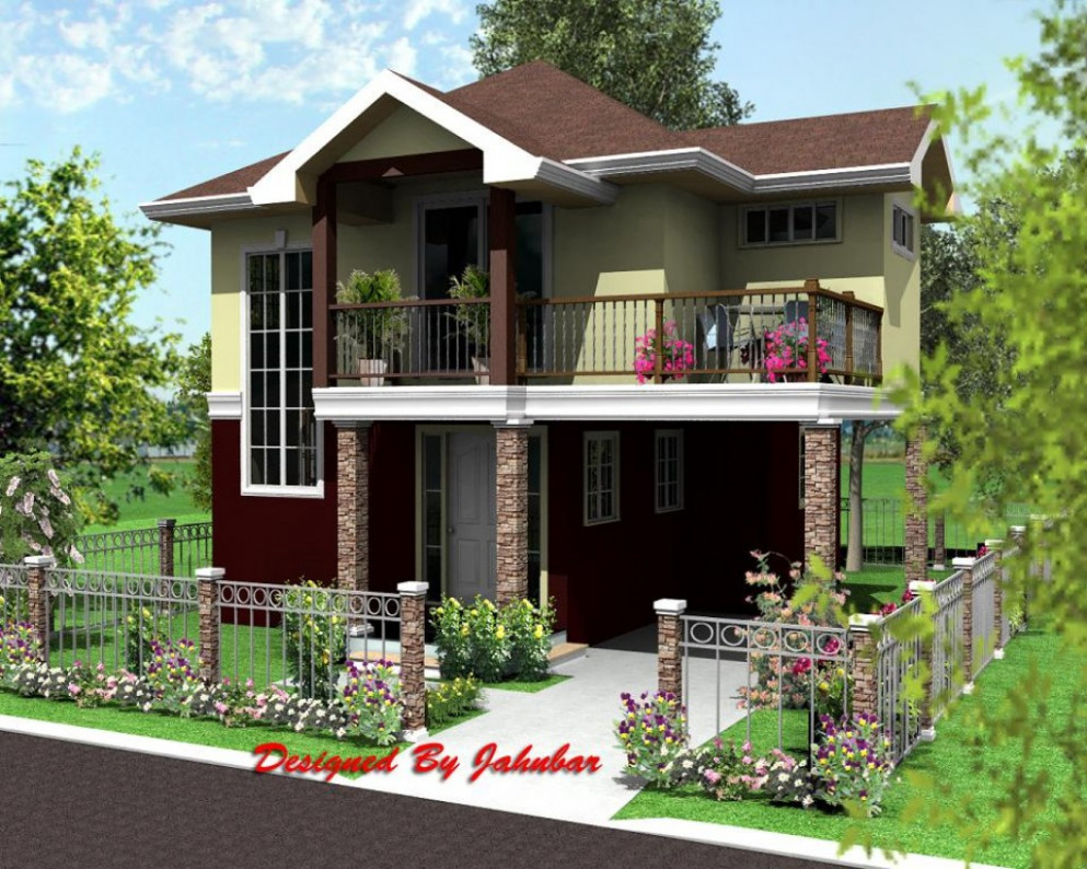 Simple Modern Homes And Plans | Owlcation Modern Carport In The Philippines