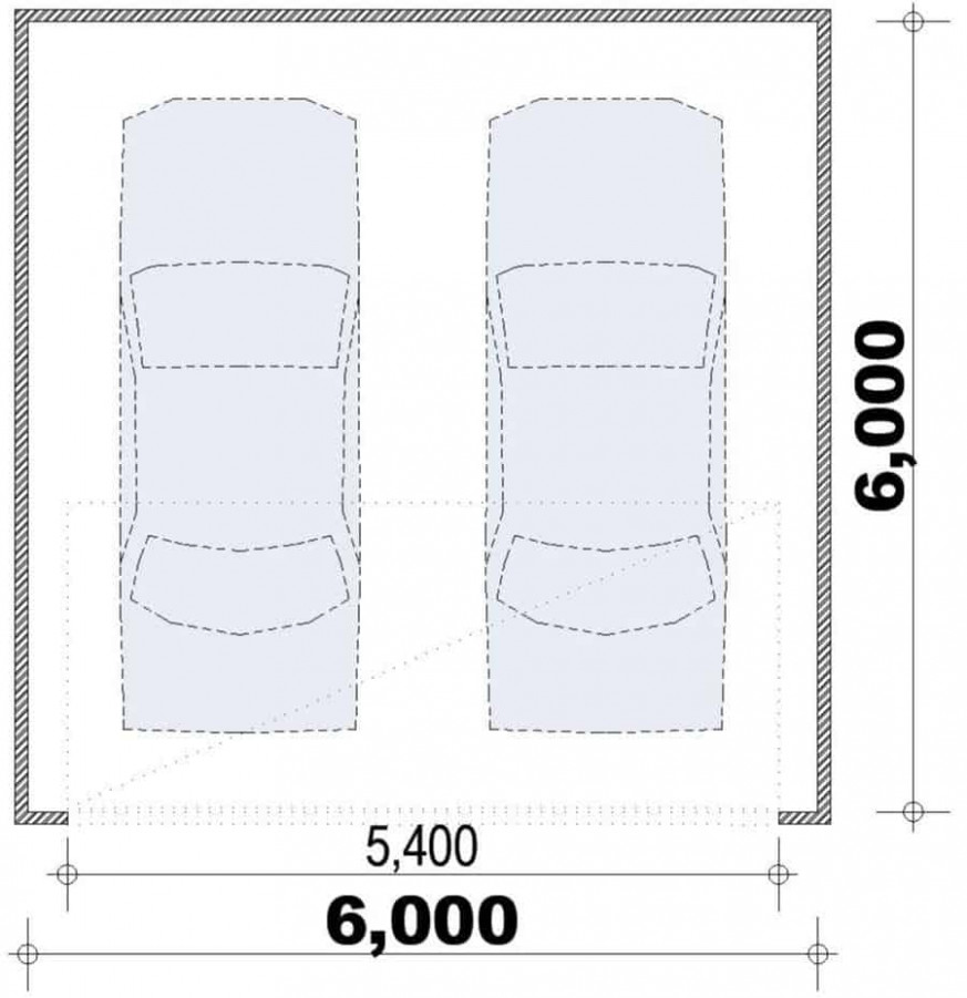 Single & Double Garage Size (How Much Do You Need ..
