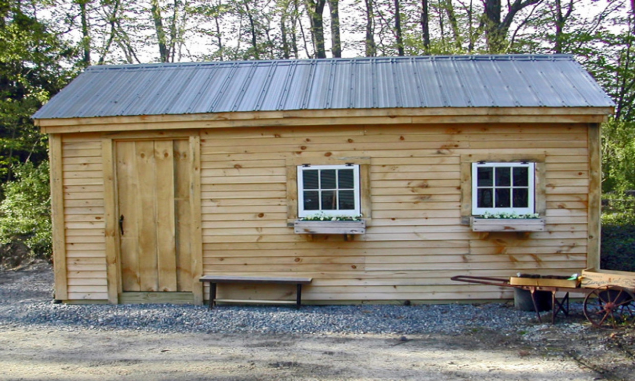 Small Garage Doors For Sheds, Sheds And Garages Storage ..