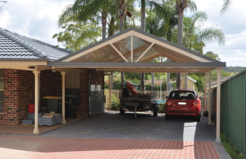 SOL Home Improvements, Gable Roof Pergola Image Gallery Gable Roof Carport Attached To House