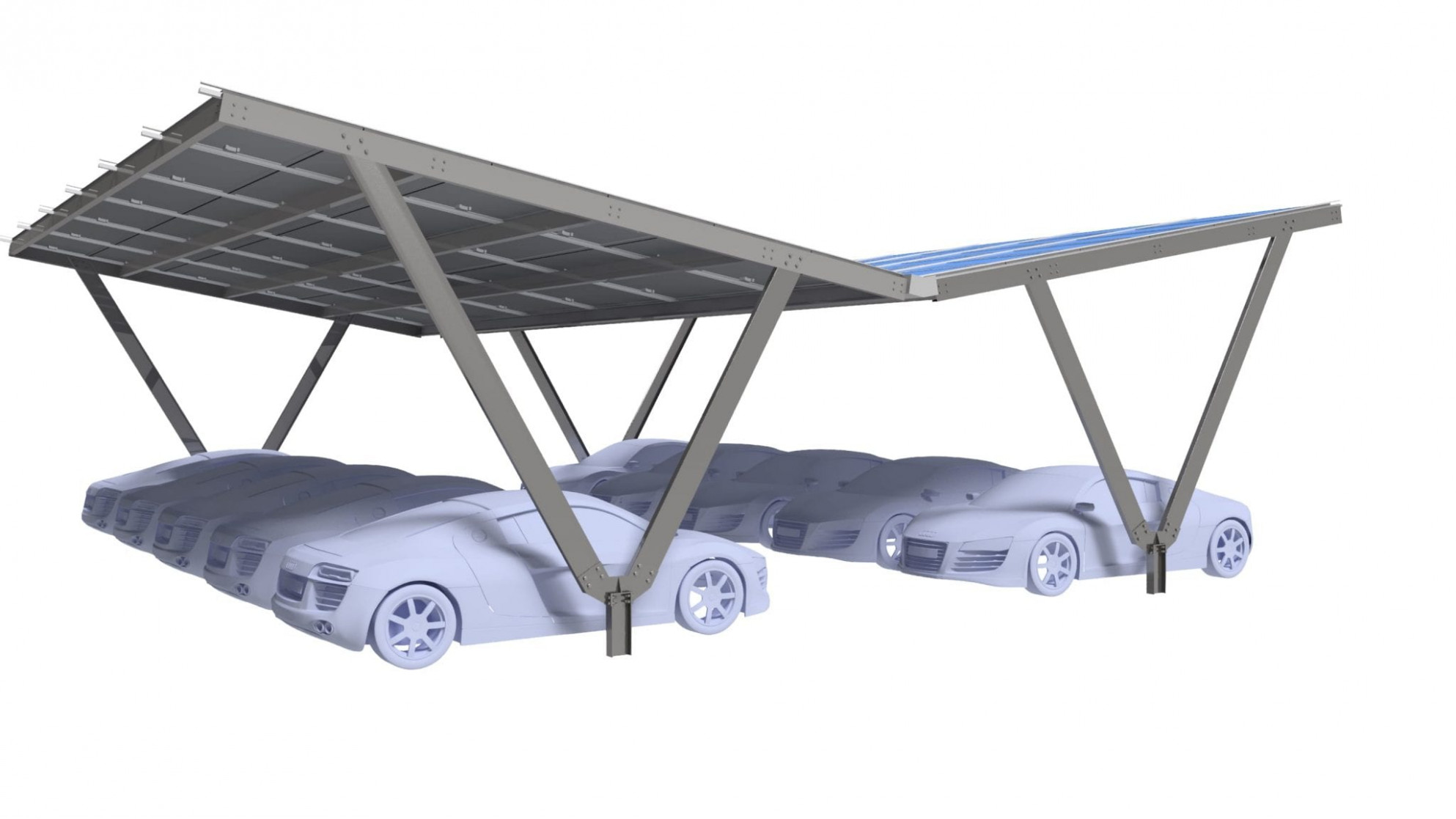 Solar carport – ATEN Global
